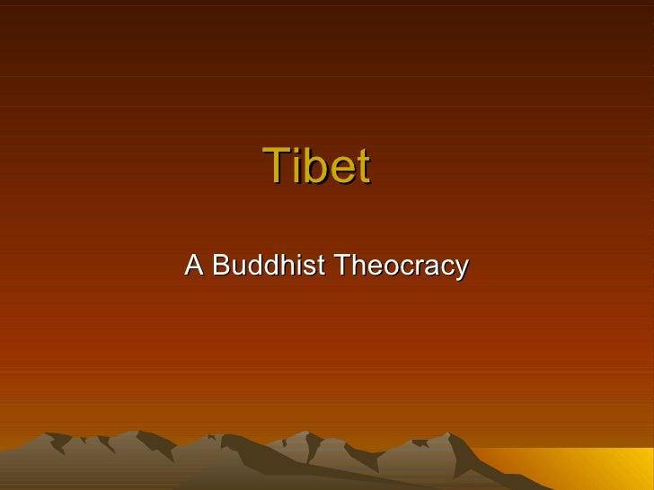 Tibet.
