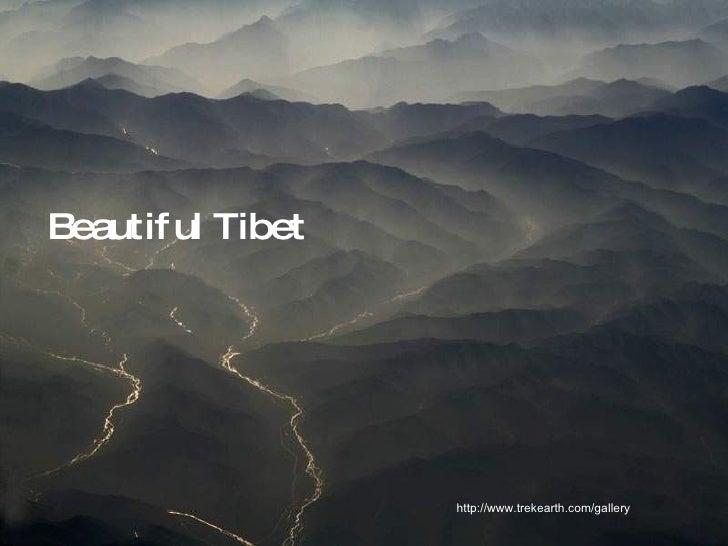 Beautif ul Tibet                        http://www.trekearth.com/gallery
