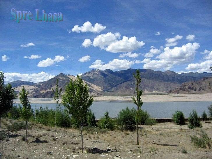 Tibet 7, de la  Mindroling spre Lhasa