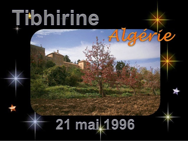 Notre Dame de l'Atlas Tibhirine