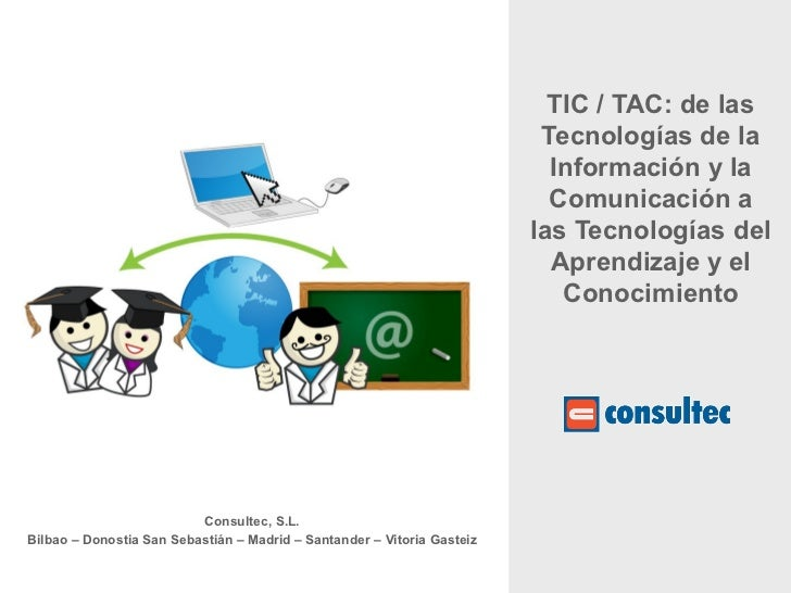TIC / TAC: de las                                                                          Tecnologías de la              ...