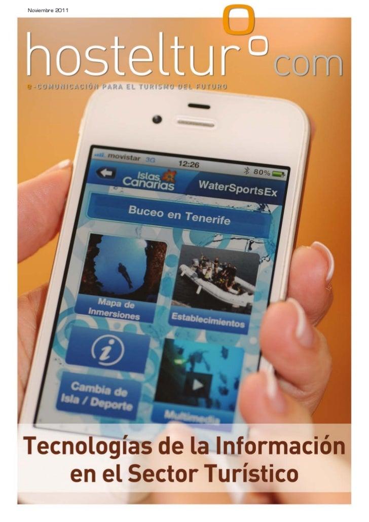 TIC 2011 - tecnologias de la informacion en el sector turistico
