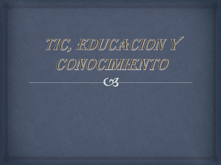 Impacto de la Internet en    la educación …                           Cambios en los métodos de enseñanza Ha cambiado e...