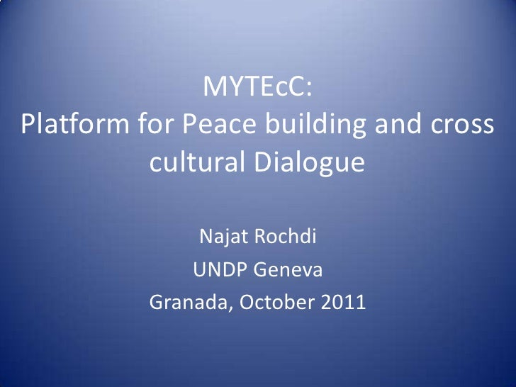 Tic e innovación para la cooperación internacional