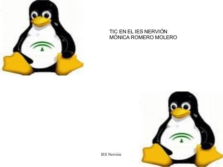 Tic en el_ies_nervion_c_ap