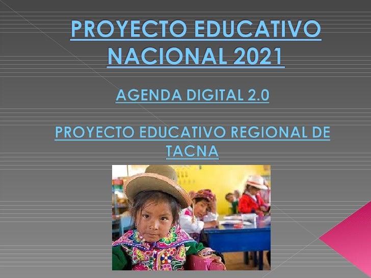    Seis son los objetivos estratégicos    planteados      por     el    Proyecto    Educativo Nacional: Que todos    teng...