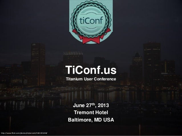 TiConf.us