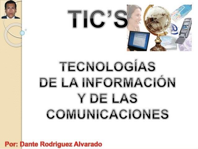 Conjunto de tecnologías que han sido desarrolladas para gestionar información.