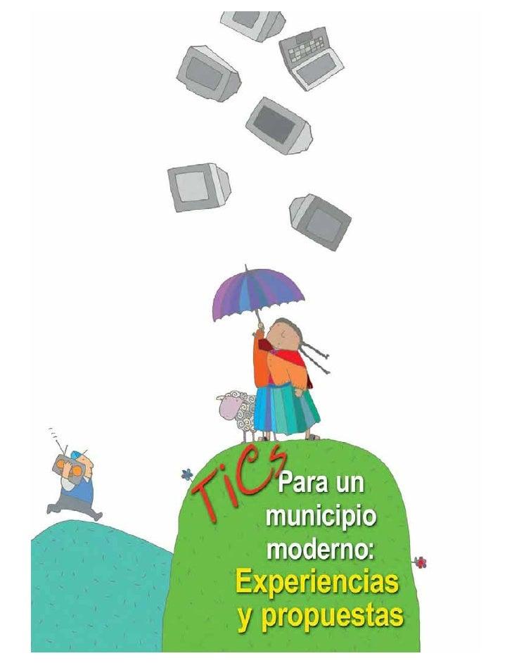 TICs para un municipio moderno