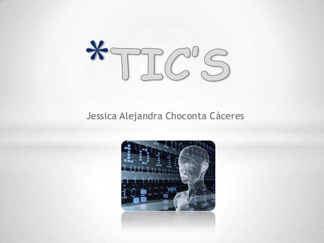 Jessica Alejandra Choconta Cáceres