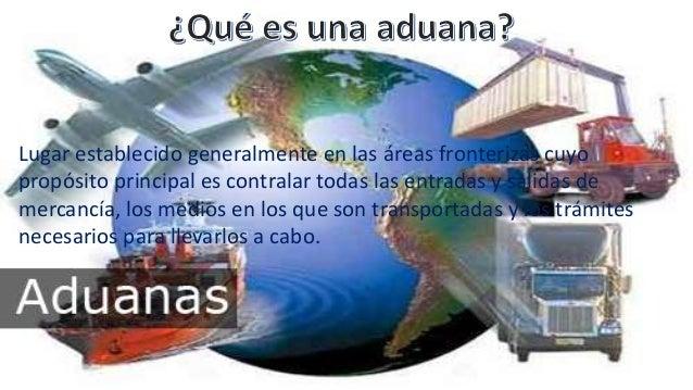 Aduanas En M Xico