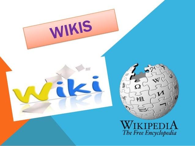 Antes de empezar la implementación de una Wiki, hay que tener claro: Que se busca con ella Colaboración se quiere promover...