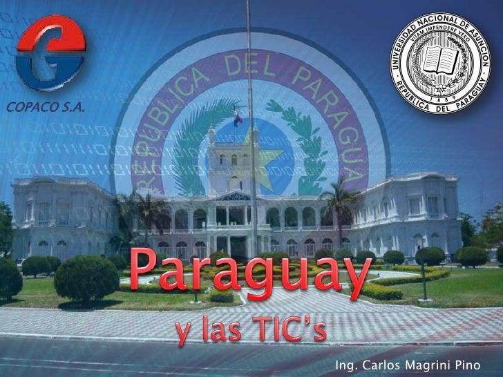 Paraguay y las TIC