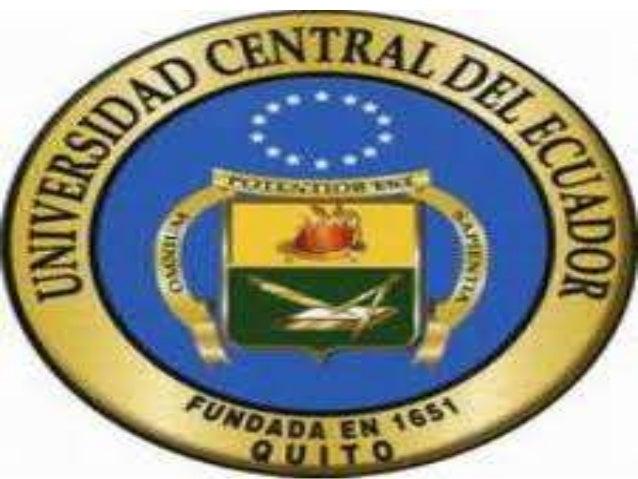 UNIVERSIDAD CENTRAL DEL ECUADORFACULTAD DE FILOSOFIA LETRAS CIENCIAS DE LA EDUCACION                  CARRERA IDIOMAS     ...