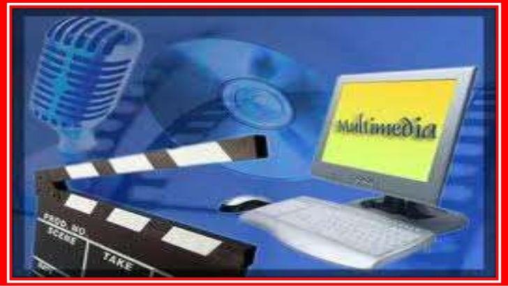 MultimediaEs cualquier combinación de texto, artegrafico, sonido, animación, y video que llegaa nosotros por computadora u...