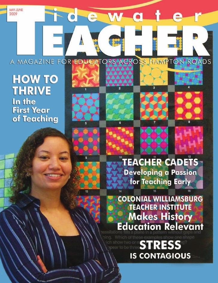 Tidewater Teacher May-June 2009