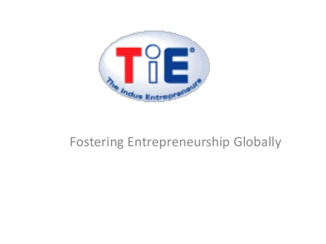 Fostering Entrepreneurship Globally