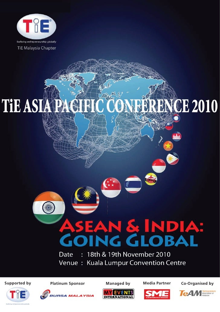 TiE Asia Pacific Conference 2010