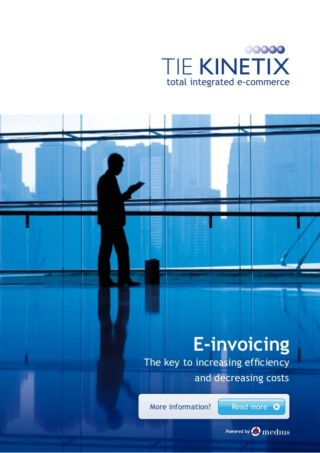 E-invoicingThe key to increasing efficiency           and decreasing costs More information?     Read more                ...