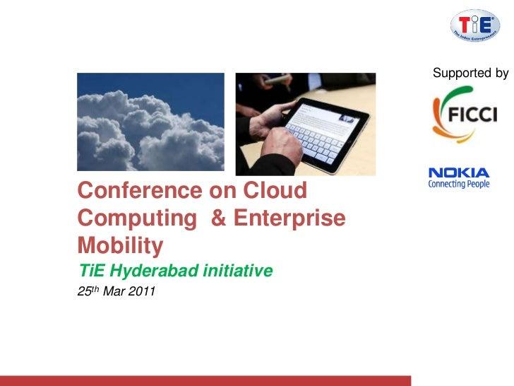 Building Entrepreneurs in Cloud Computing & Enterprise Mobility businesses