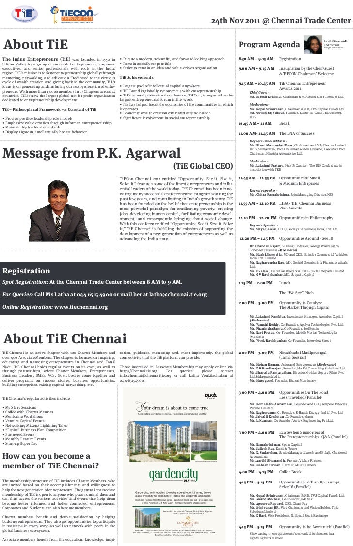 Tiecon business line page 3