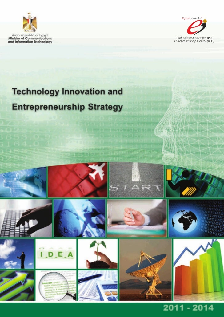 Technology Innovation &Entrepreneurship Strategy
