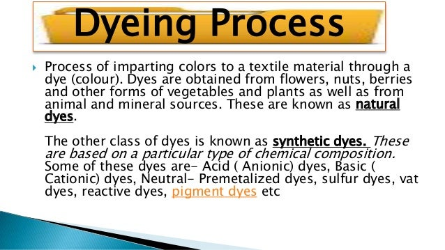 Dyeing Fabric With Flowers Dyes Are Obtained From Flowers