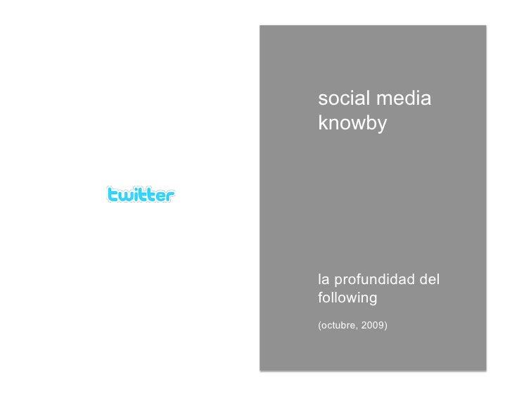 ¿Tiene claro su objetivo en Twitter? (@FGrau)