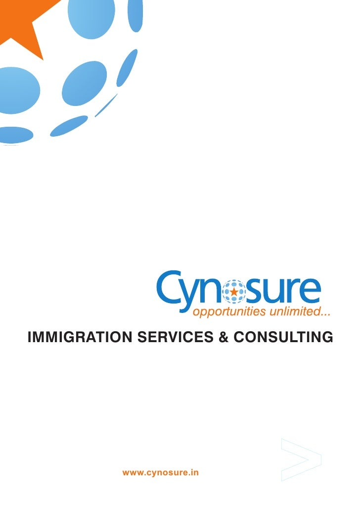 IMMIGRATION SERVICES & CONSULTING               www.cynosure.in                             >