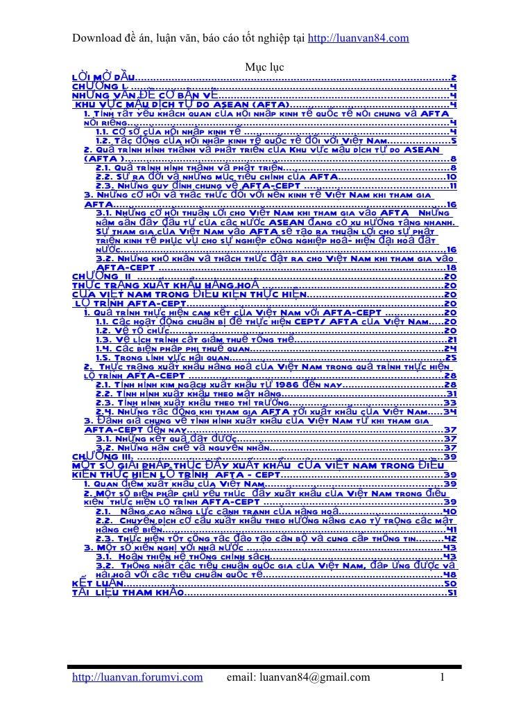 Download đề án, luận văn, báo cáo tốt nghiệp tại http://luanvan84.com                                                  Mục...
