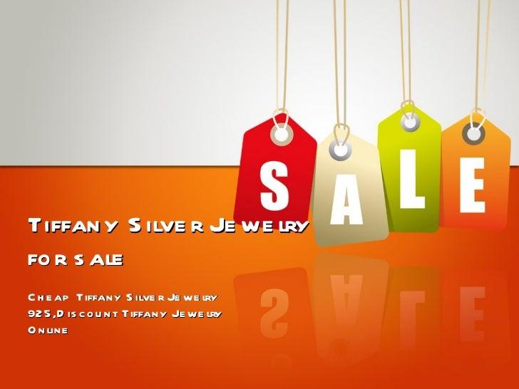 Tiffany Silver Jewelry for sale Cheap Tiffany Silver Jewelry 925,Discount Tiffany Jewelry Online