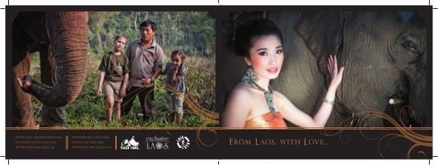 Tiger trail laos travel specialist brochure