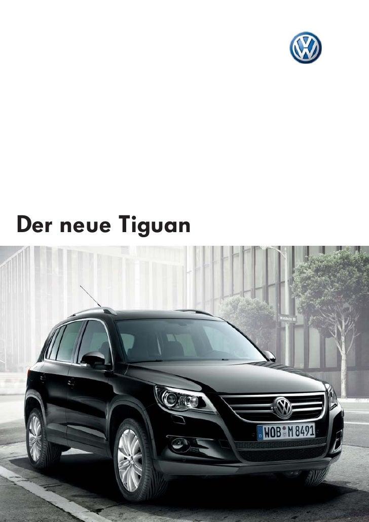 Der neue Tiguan