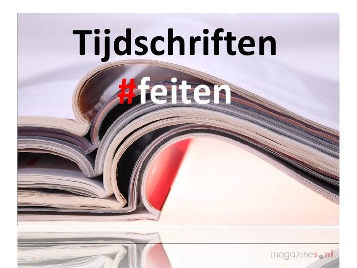 Tijdschrift feiten