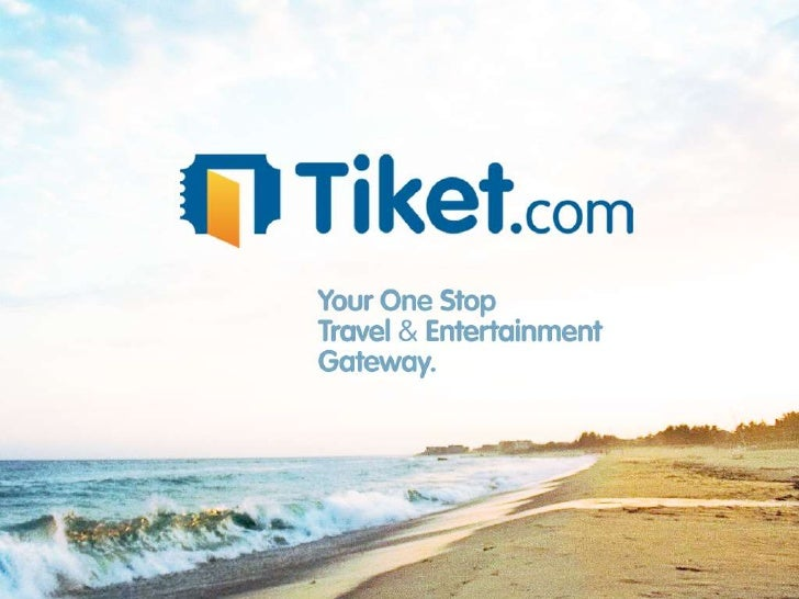 Tiket.com introduction