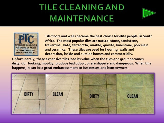 Tile floors and walls became the best choice for elite people in South Africa. The most popular tiles are natural stone, s...