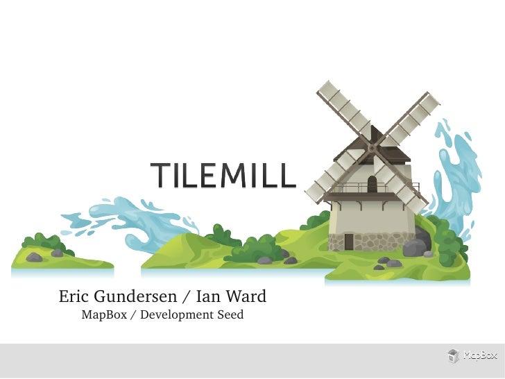 Tilemill: Making Custom Transit Maps