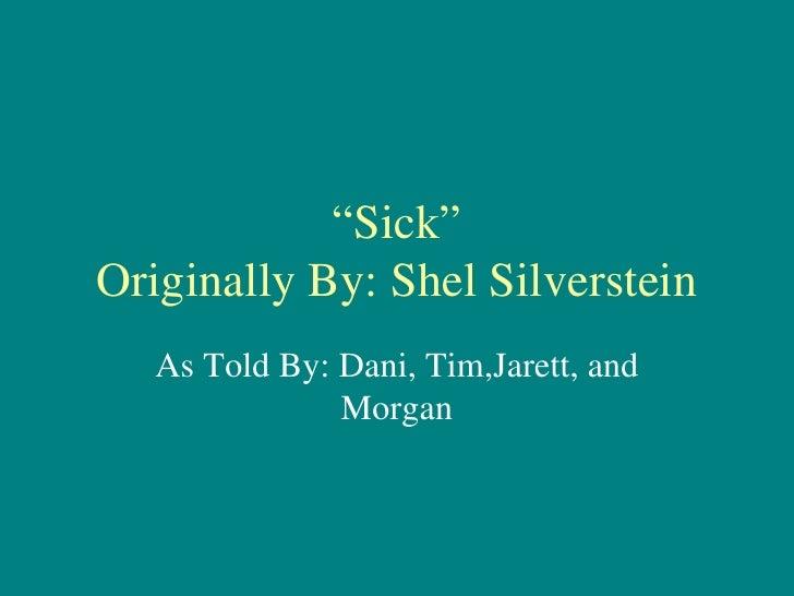 Tim Dani Jarett Morgan Digital Poem