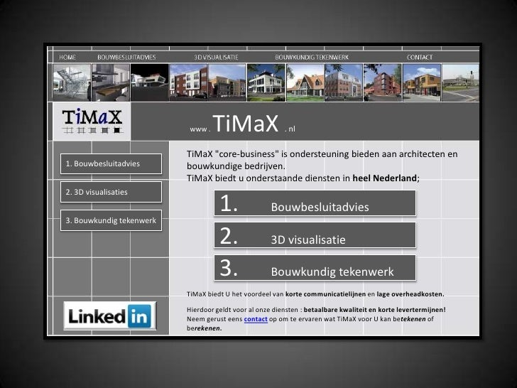 TiMaX Linked In
