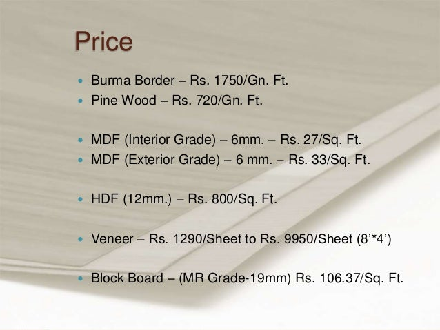 Plywood sheets price list wooden barbie furniture kits