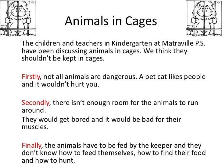 persuasive adopting animals