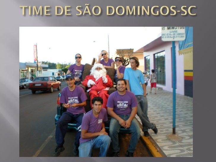 Time De São Domingos Sc