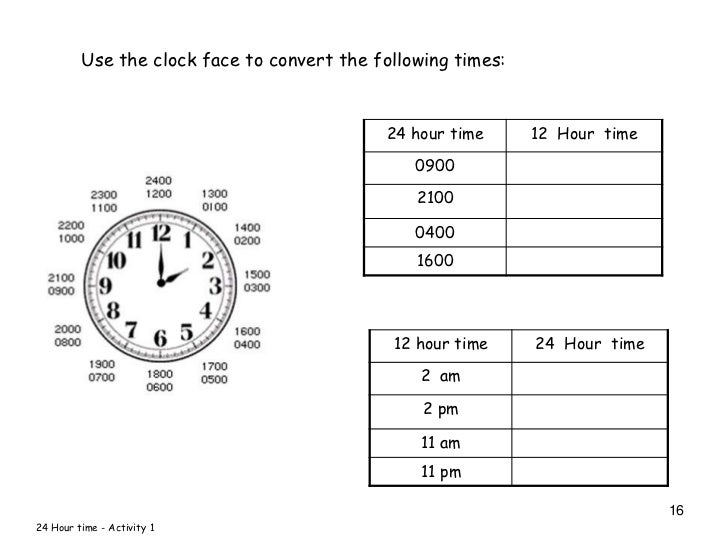 how to use 24 hour time with minutes