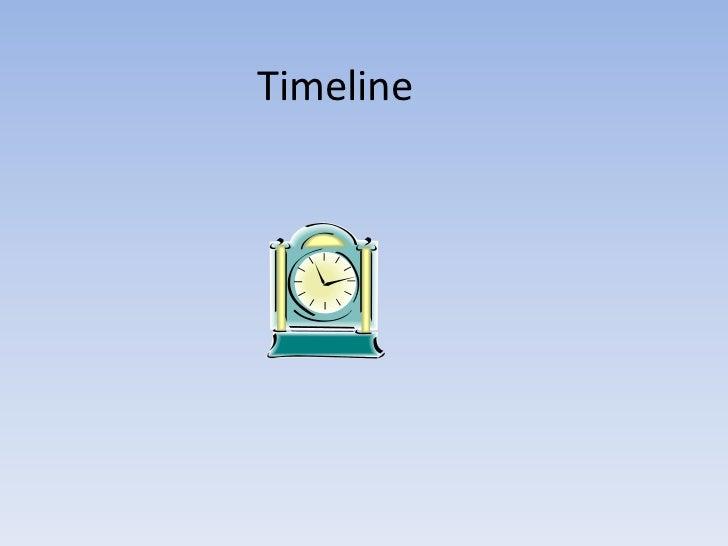 Timeline<br />