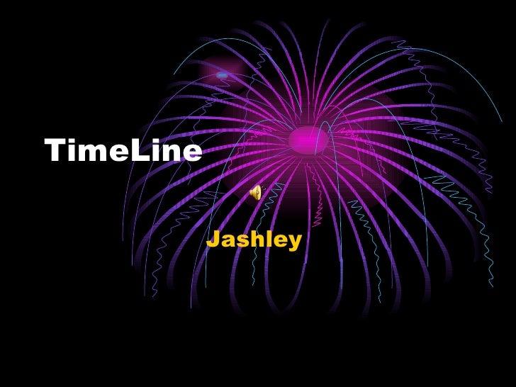 TimeLine Jashley