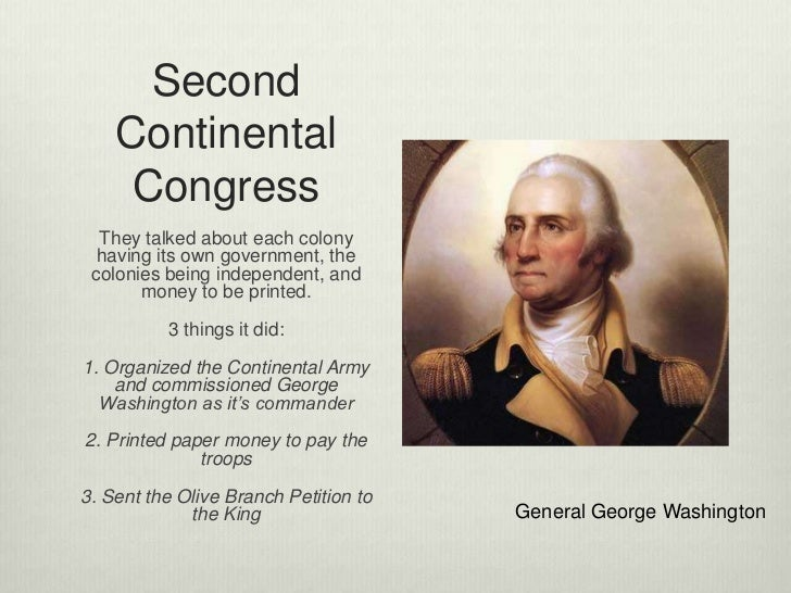 continental congress essay The second continental congress: the second continental congress: definition the second continental congress: definition, facts & outcome related study.