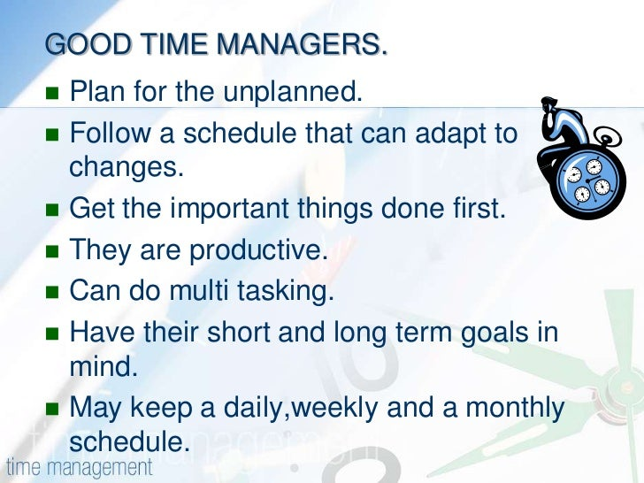 """essay on goal setting and time management Goal setting """"when it is helps to manage your time management more efficiently long-term goals and short-term goals."""