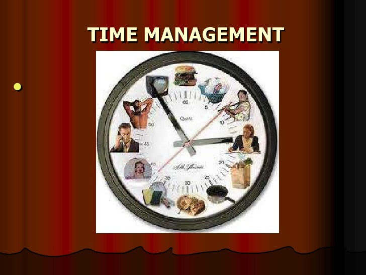 Man of Honour - Time management