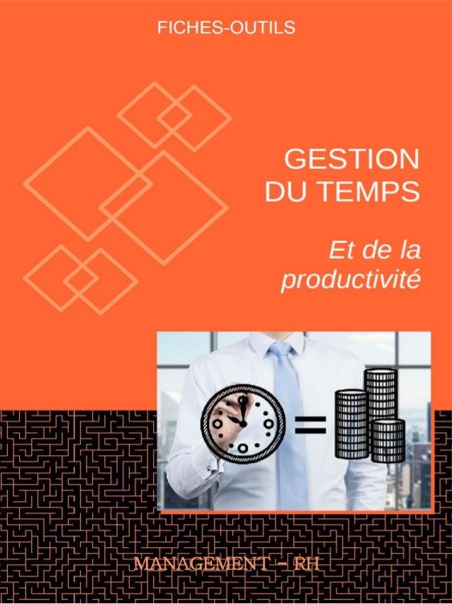 Fiche-Outil TIME MANAGEMENT Approfondir Assistant de Gestion PME-PMI-Dunod(1) Le Meilleur de la Stratégie et du Management...