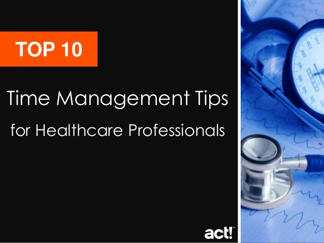 Healthcare Administration top10